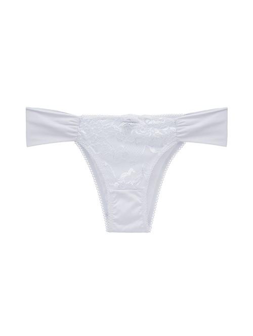 Calcinha Biquini Anette - L3 Branco P