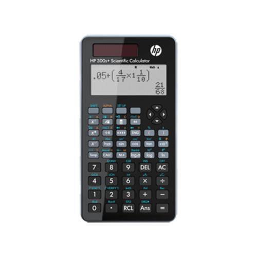 Tudo sobre 'Calculadora Científica Hp 300s+'