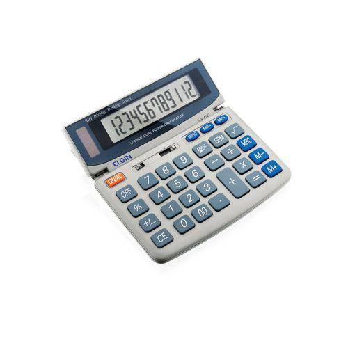 Tudo sobre 'Calculadora Eletrônica de Mesa 12 Dígitos,Display Inclinável'