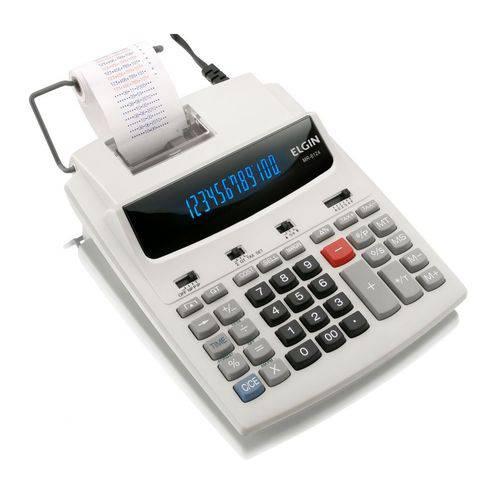 Tudo sobre 'Calculadora MR 6124 Elgin'