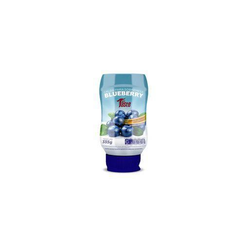 Calda de Blueberry Zero Açúcar Zero Sódio Mrs Taste 335g