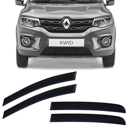 Tudo sobre 'Calha de Chuva Renault Kwid Tg Poli'