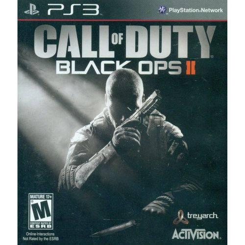 Tudo sobre 'Call Of Duty: Black Ops Ii - Ps3'