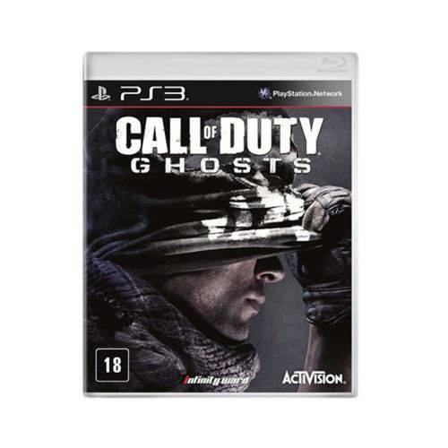 Tudo sobre 'Call Of Duty Ghosts - Ps3'