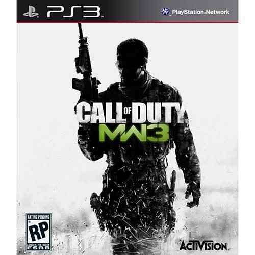 Call Of Duty Mw3 - PS3 - Activision
