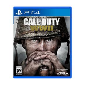Call Of Duty World War II - PS4