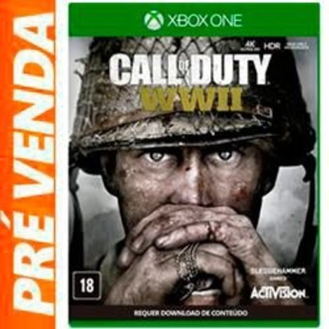 Call Of Duty Wwii- Xbox One