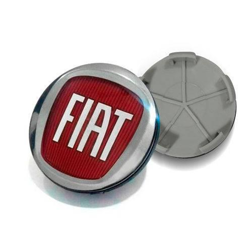 Tudo sobre 'Calota Centro Roda Fiat Toro com Emblema Acrílico'