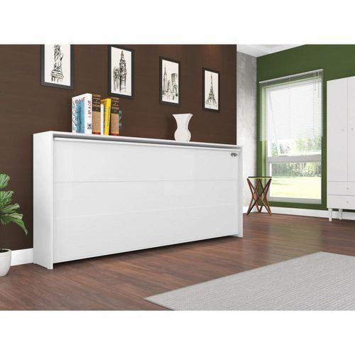 Cama Articulável Solteiro Sun Cs2080 Art In Móveis - Branco