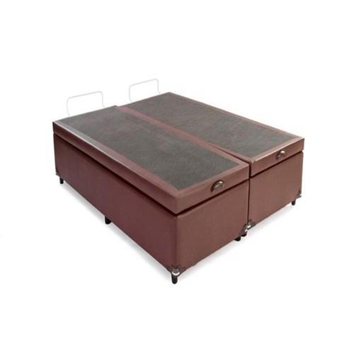 Box Bau King Bipartido 193 X 203