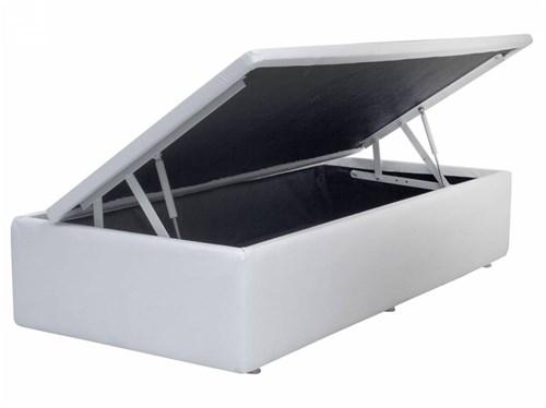 Cama Box Baú Solteiro, 88 Cm