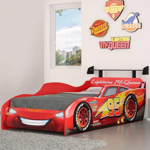 Tudo sobre 'Cama Infantil Carros Disney Star- Pura Magia'