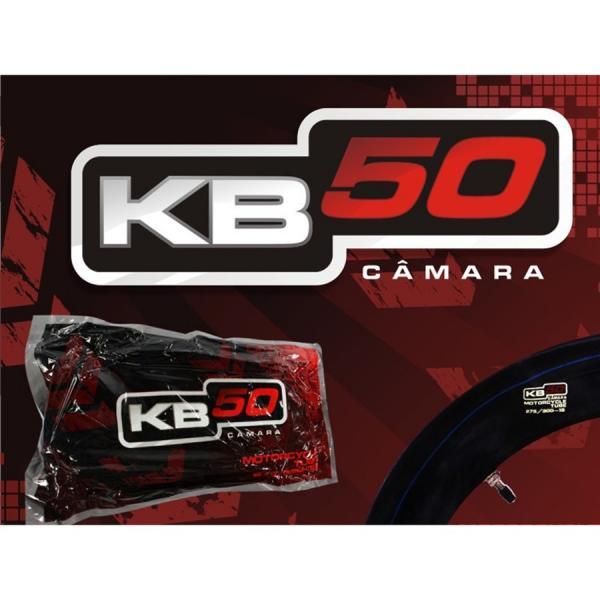 Camara 250/275-17 Kb50 (D) Dream,Biz Pop100 (D/T) Mobylette Traxx Star 50 Xy50Q Soft50 (60/100-17)
