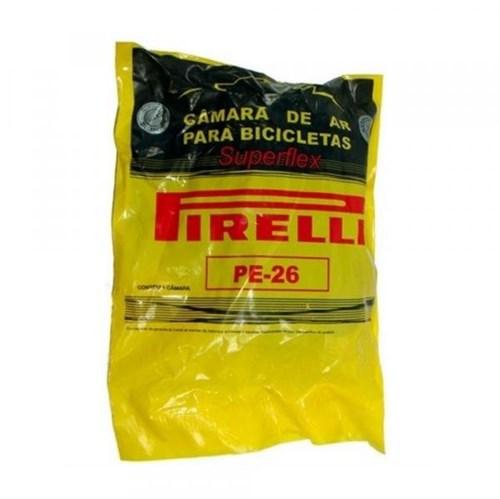 Câmara 26x1.90 PE-26 Pirelli