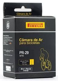 Câmara Ar Pirelli PR-29 1.75/2.35 Presta 48mm Mtb Bike