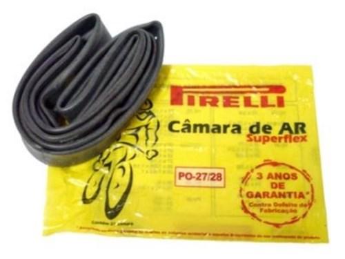 Câmara de Ar 27/28 Pirelli