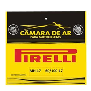Câmara de Ar Moto 17 Dianteira Biz Pirelli