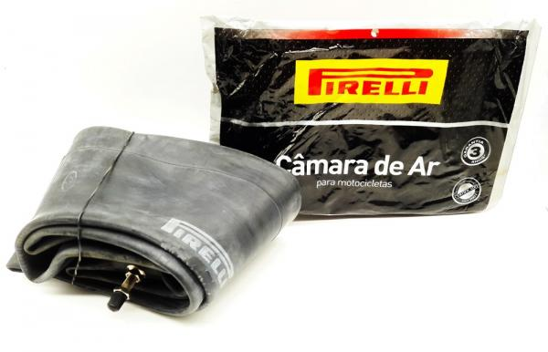 Câmara de Ar Pirelli Mc-17 4.60 - 17, 110/70 - 17
