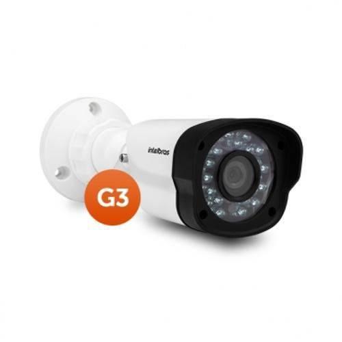 Câmera Ahd ou 900 Linhas 20m 2.8 Mm Vm 1120 Ir G3 Intelbras