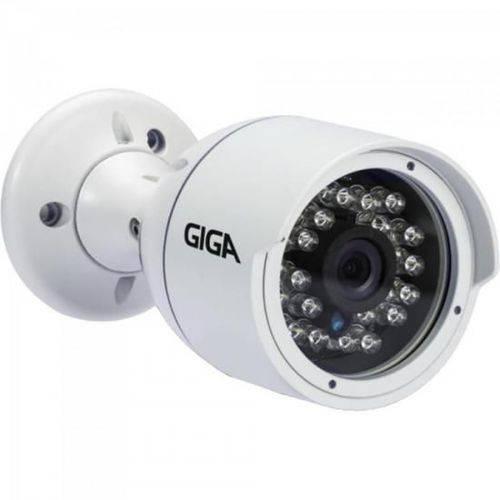 Tudo sobre 'Camera Bullet 2,6mm Infra 30m 720p Open HD (4 em 1) Gs0016 Branco Giga'