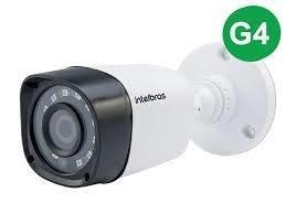 Câmera Bullet Infravermelho Multi Hd 4 em 1 Intelbras Vhd 3120 B G4 Hd...