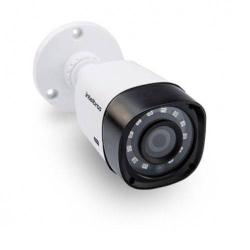 Câmera Bullet Infravermelho Multi HD 4 em 1 Intelbras Vhd 1010 B G4 HD 720p 3,6mm
