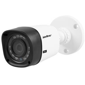 Câmera Bullet Infravermelho Multi HD 4 em 1 Intelbras VHD 1010B G3 HD 720p 3,6mm - HDCVI, HDTVI, AHD, ANALÓGICO