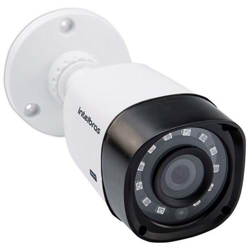 Câmera Bullet Multi HD 4x1 VHD 1120 B G3 Intelbras