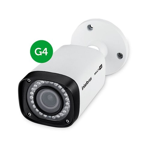 Câmera Bullet Multi HD com Infravermelho VHD 3240 VF G4 4565264 Intelbras