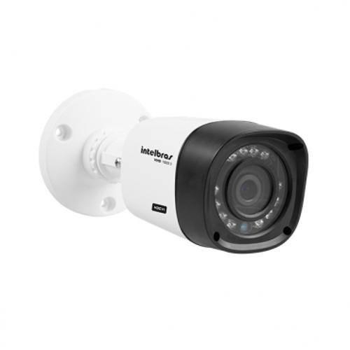 Camera Bullet Vhd 1120 B G3 Multi-Hd Ir 20 2,8mm Resolucao Hd Intelbras