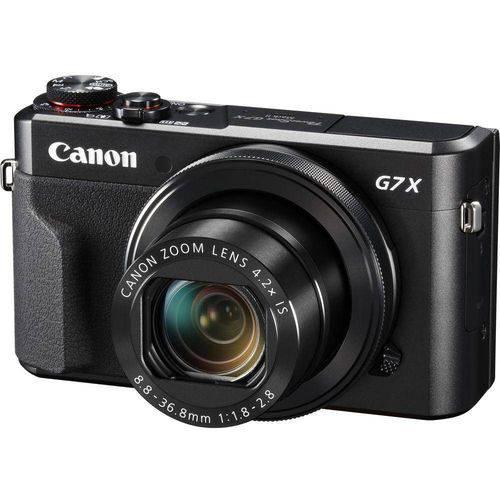 Tudo sobre 'Câmera Canon Powershot G7 X Mark Ii'