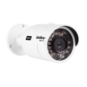 Camera CFTV Infravermelho Bullet HD HDCVI 20 Metros VHD3020B 1.0MP 720p 3,6mm Intelbras