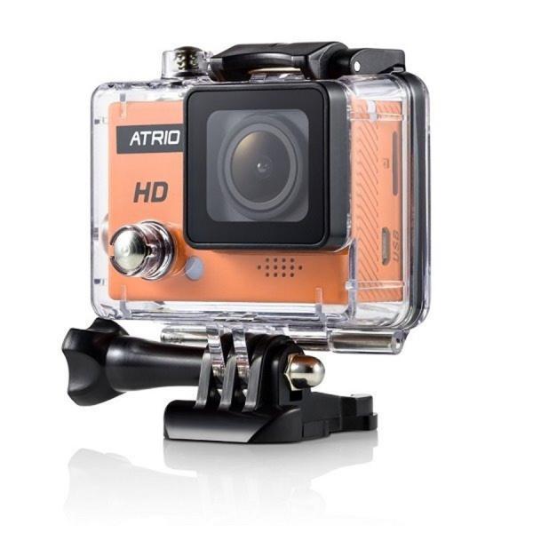 Câmera de Ação Atrio DC186 Fullsport Cam Hd 720p 5mp