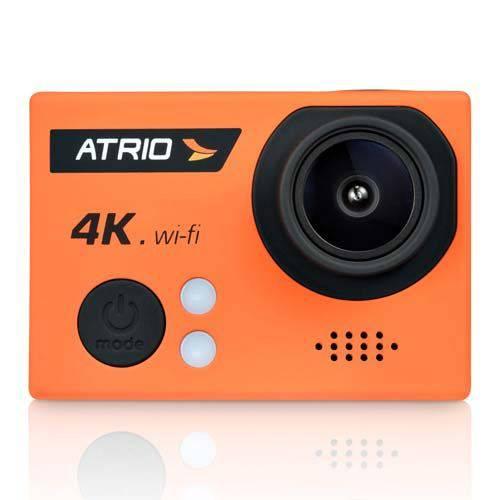 Câmera de Ação Atrio Fullsport 4k Multilaser