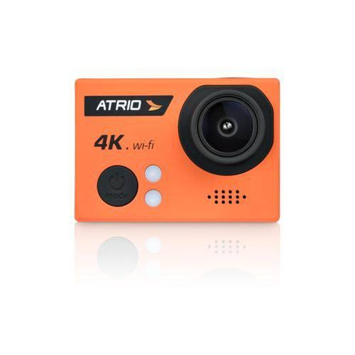Tudo sobre 'Câmera de Ação Atrio Fullsport Cam 4K'
