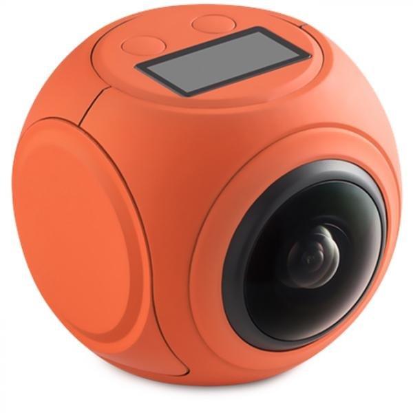 Camera de Ação Atrio Fullsport Cam 360. - DC187