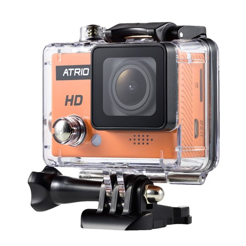 Câmera de Ação Atrio Fullsport Cam Hd - Dc186