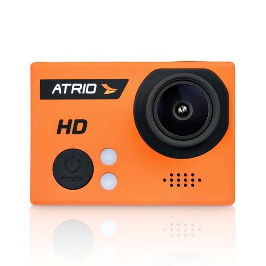 Câmera de Ação Atrio Fullsport Cam HD Laranja