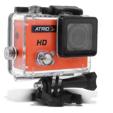 Câmera de Ação Atrio Fullsport Cam HD 720P 5MP DC186