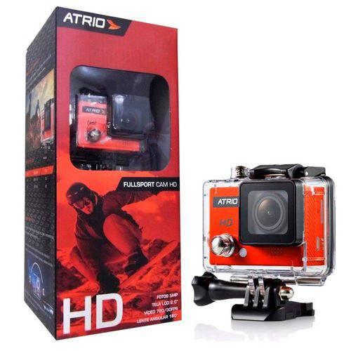 Câmera de Ação Fullsport Cam 4K - Atrio