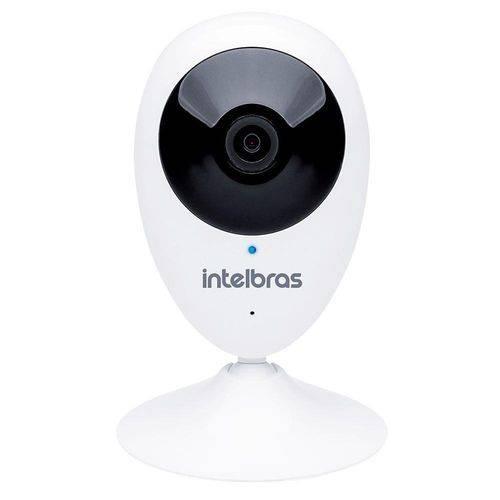 Câmera de Monitoramento Intelbras IC3 HD, WiFi - Branco