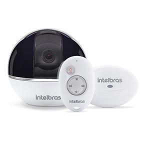 Câmera de Segurança com Alarme Integrado Intelbras Mibo IC7s - Branca