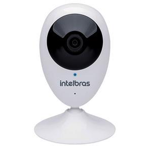 Câmera de Segurança Intelbras IC3 com Wi-Fi HD