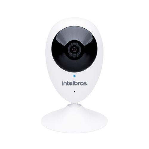 Câmera de Segurança Intelbras Wi-fi Hd Mibo Ic3 Interna - Branco