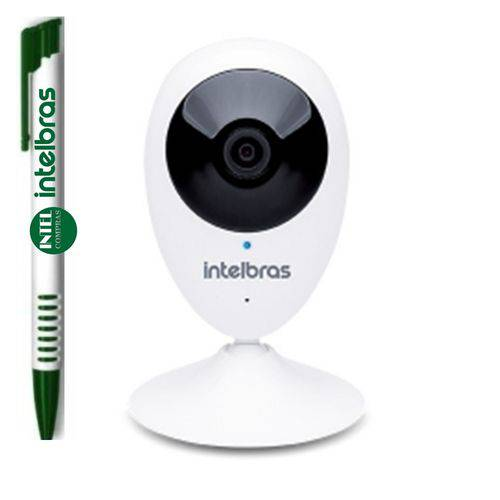 Câmera de Segurança Wi-Fi HD - Ic3 - Intelbras