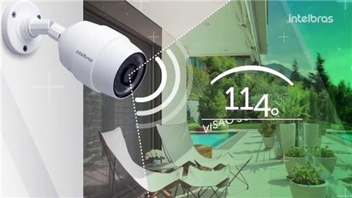 Camera de Seguranca Wi-Fi Hd Ic5