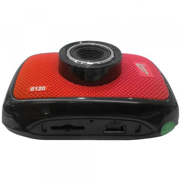 Câmera Digital 5MP com Sistema Anti-Shake Sport HD 6120 LEADERSHIP