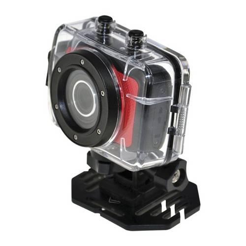 Câmera Digital Leadership Sport Hd 6120 Teka Lcd 1.77 Polegadas Micro Sd de Até 32gb não Incluso