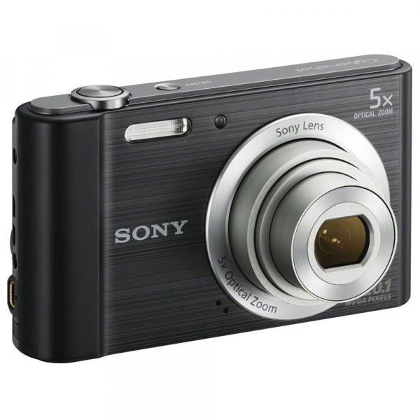 Câmera Digital Sony Cyber-Shot 20.1 MP DSC-W800