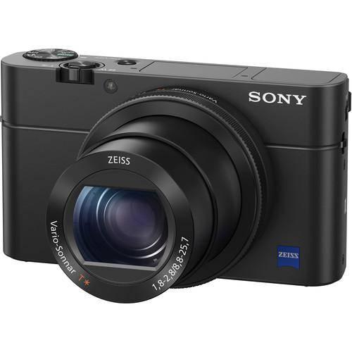 Câmera Digital Sony Cyber-Shot Dsc Rx 100 Iv